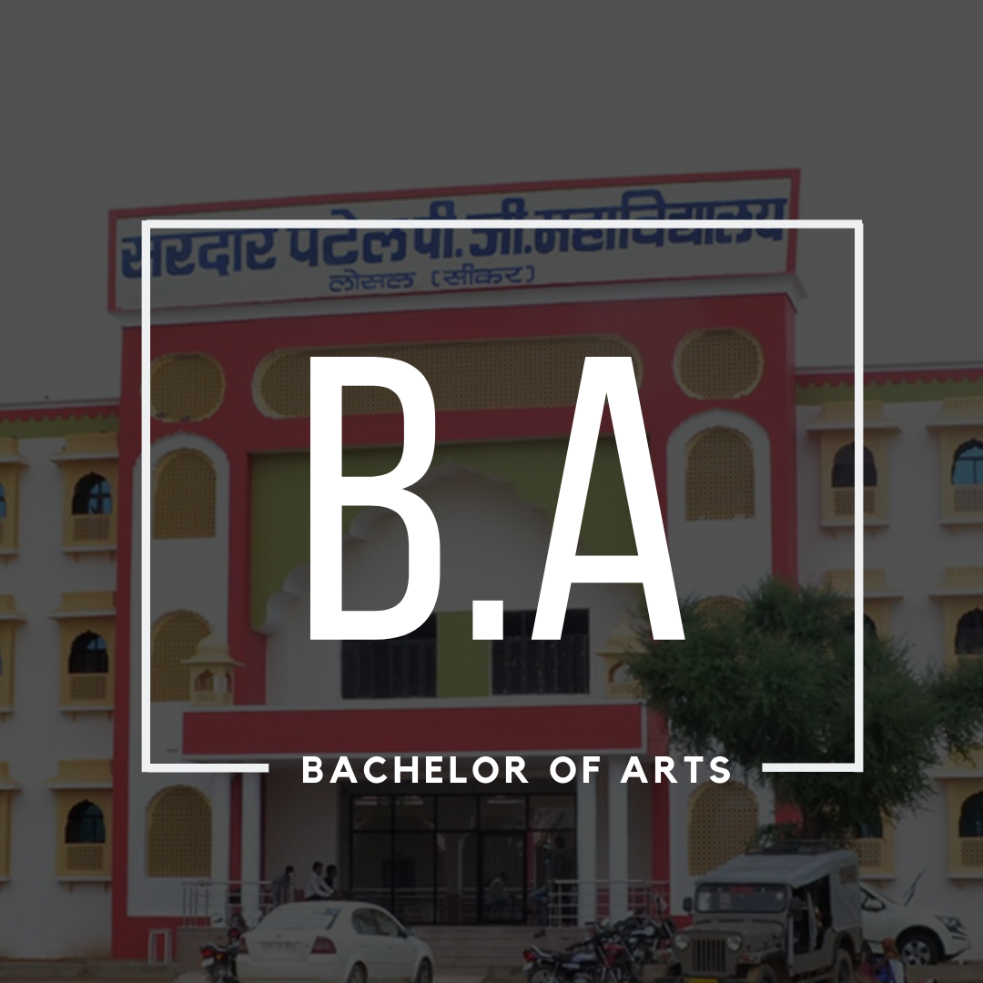 bachelore of arts